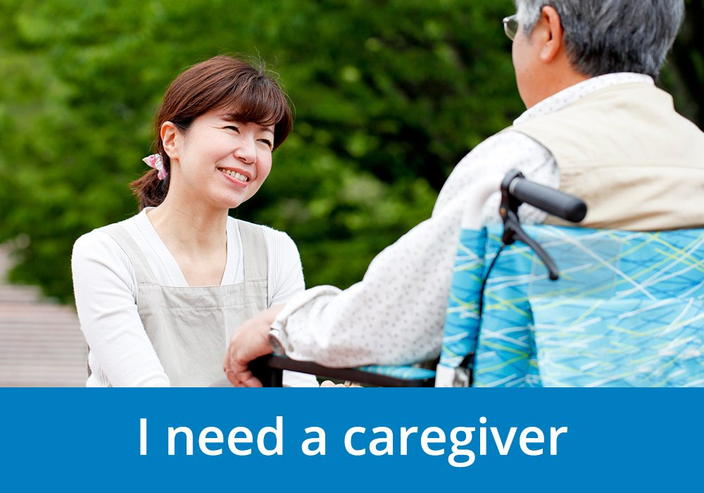 Full time live in caregiver services Toronto Ontario