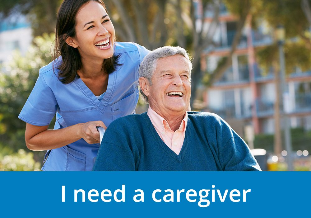 full time live in caregiver services