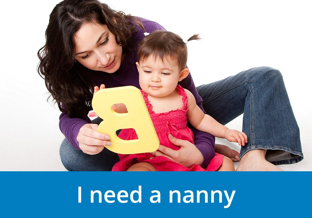 nanny job description